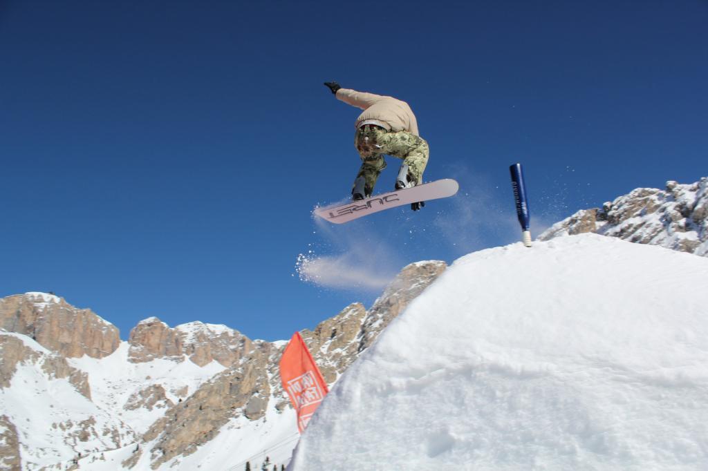 Giornata tipo sugli sci a Canazei COPIA